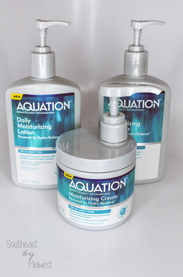 Aquation Skin Care || Southeast by Midwest #beauty #bbloggers #skincare #aquation