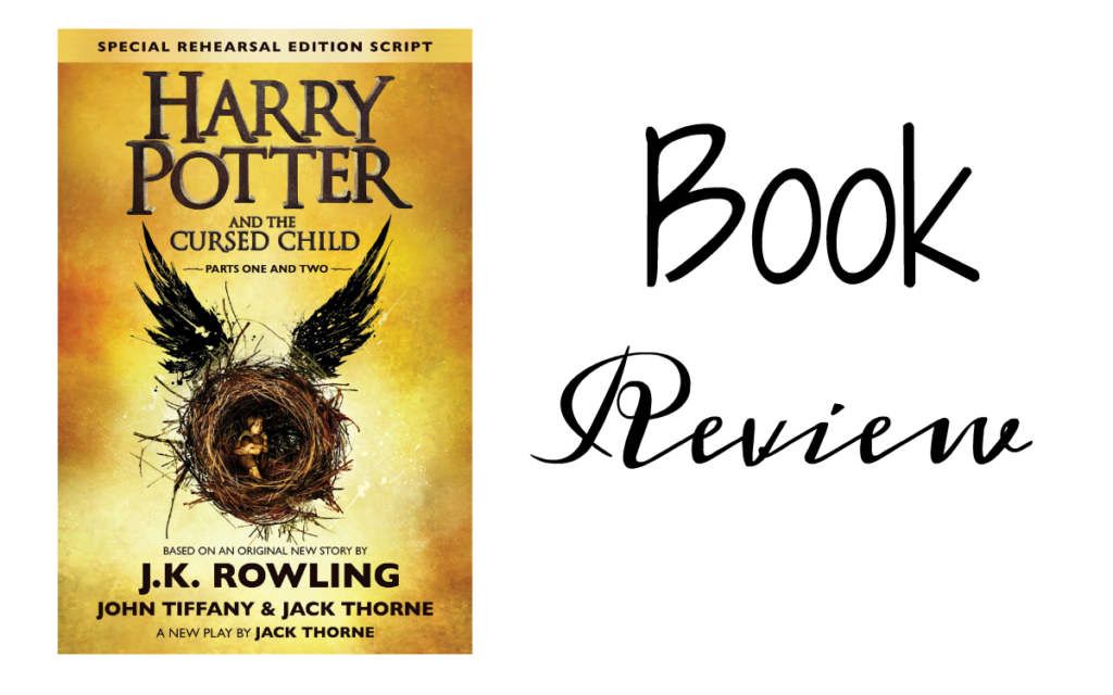 Harry Potter and the Cursed Child by J.K. Rowling Featured Image ||Southeast by Midwest #books #literary #bookreview #harrypotter