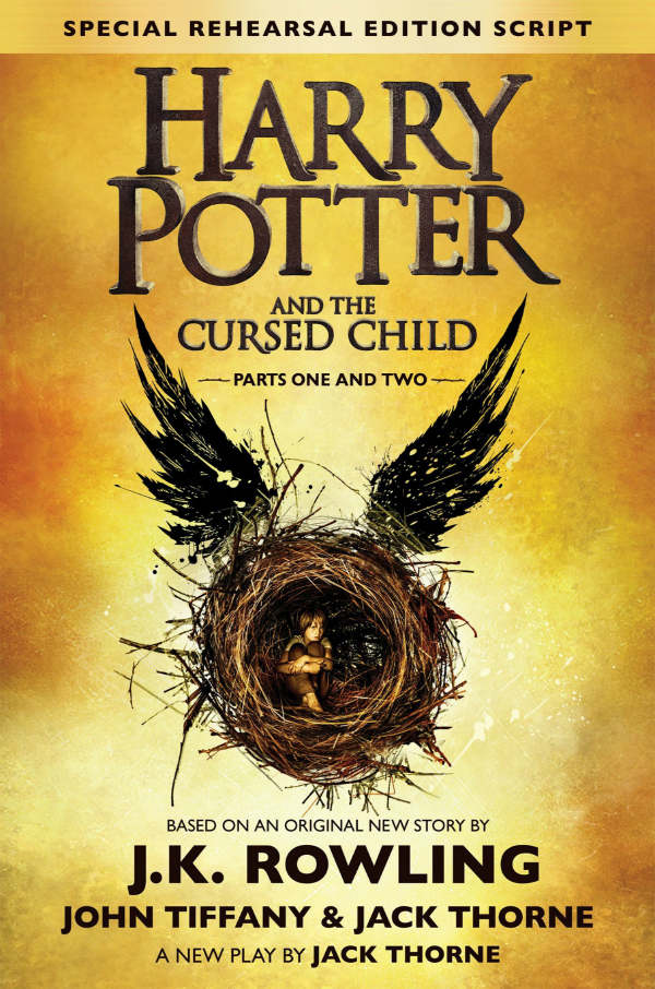 Harry Potter and the Cursed Child by J.K. Rowling || Southeast by Midwest #books #literary #bookreview #harrypotter