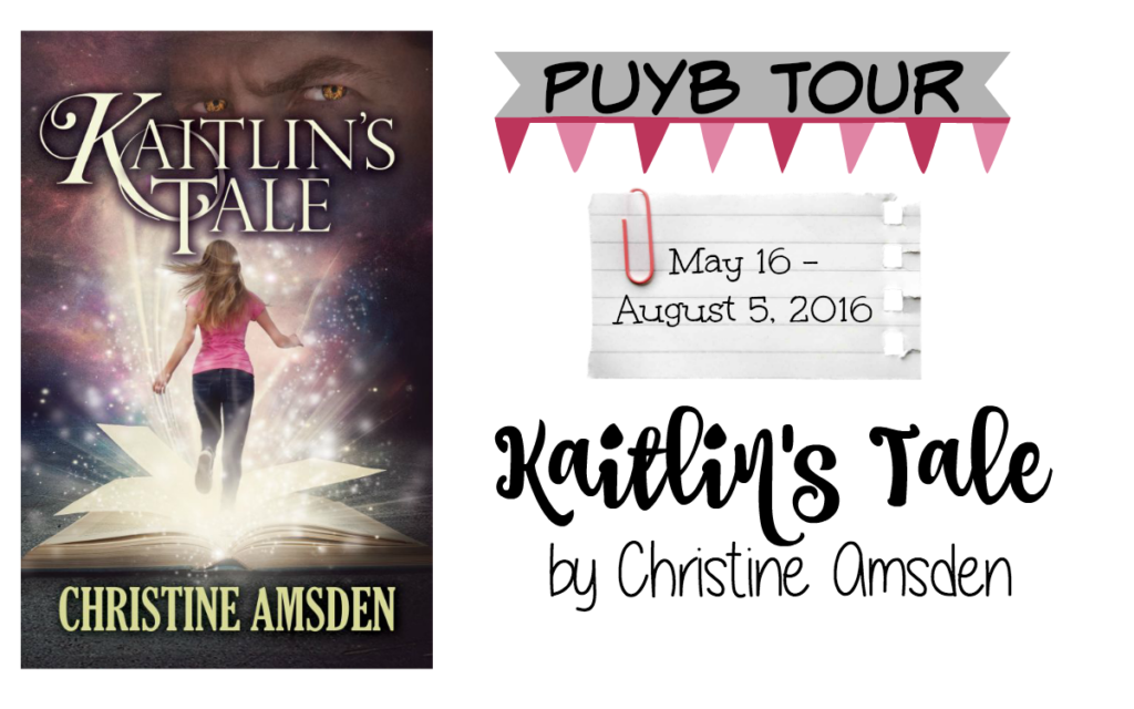 Kaitlin's Tale by Christine Amsden Featured Image || Southeast by Midwest #literary #bookreview #books