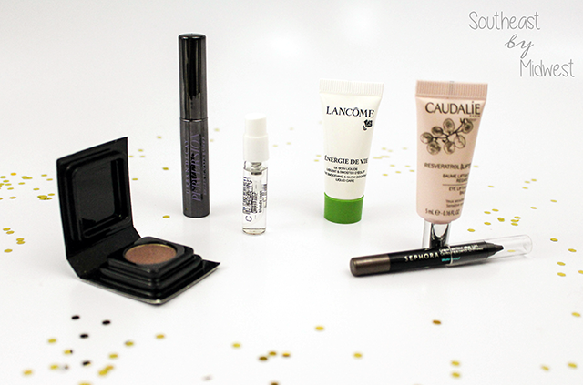 Sephora Play Box: August 2016 Contents || Southeast by Midwest #beauty #bbloggers #sephoraplay