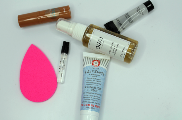 Sephora Play July 2016 Unboxing Contents || Southeast by Midwest #beauty #bblogger #subscriptionbox #sephoraplay