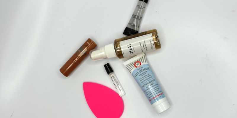 Sephora Play July 2016 Unboxing