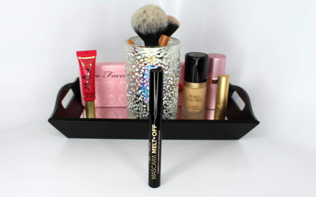 Too Faced Mascara Melt Off Featured Image || Southeast by Midwest #beauty #bblogger #toofaced