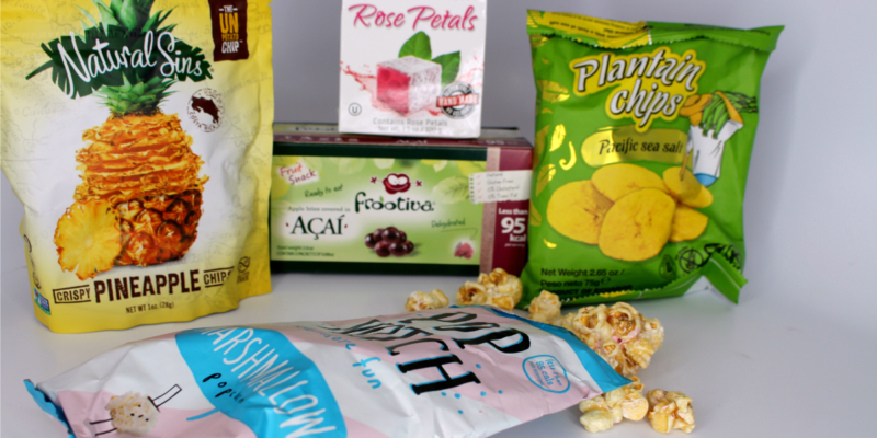 Try the World Snack Box: August 2016 Unboxing