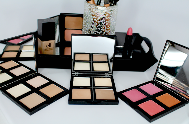 e.l.f. Face Palettes Group Photo Opened || Southeast by Midwest #beauty #bbloggers #elf #playbeautifully