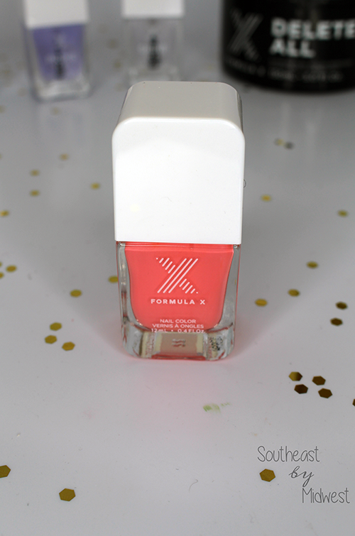 Formula X Review Roundup: Nail Polish || Southeast by Midwest #beauty #bbloggers #formulax #influenster
