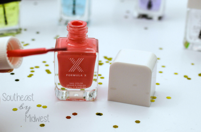 Formula X TGIF Nail Polish Brush || Southeast by Midwest #beauty #bbloggers #nails #systemaddict #influenster #formulax