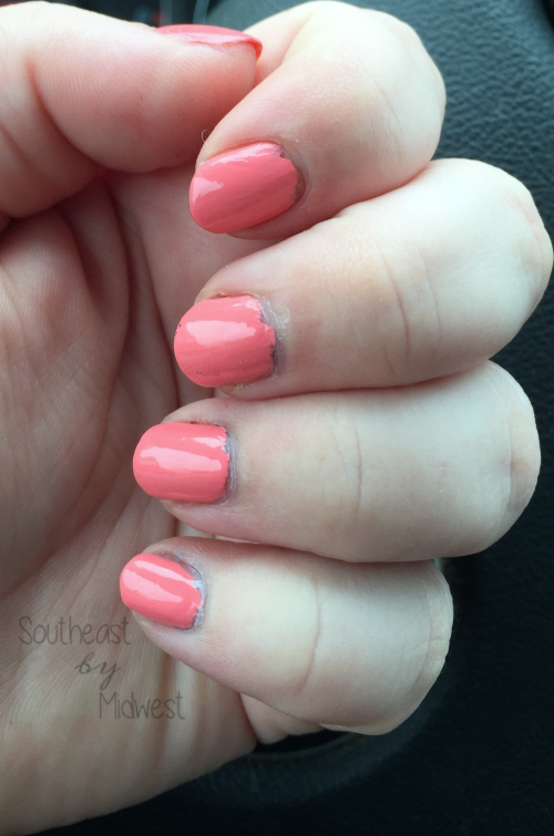 Formula X TGIF Nail Polish Swatch || Southeast by Midwest #beauty #bbloggers #nails #systemaddict #influenster #formulax