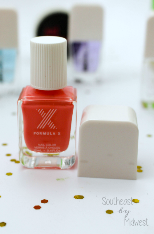 Formula X TGIF Nail Polish Uncapped || Southeast by Midwest #beauty #bbloggers #nails #systemaddict #influenster #formulax