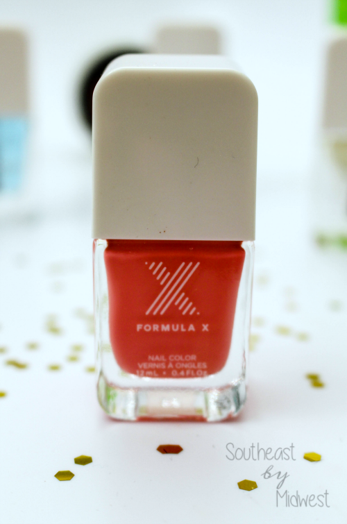 Formula X TGIF Nail Polish Close Up || Southeast by Midwest #beauty #bbloggers #nails #systemaddict #influenster #formulax