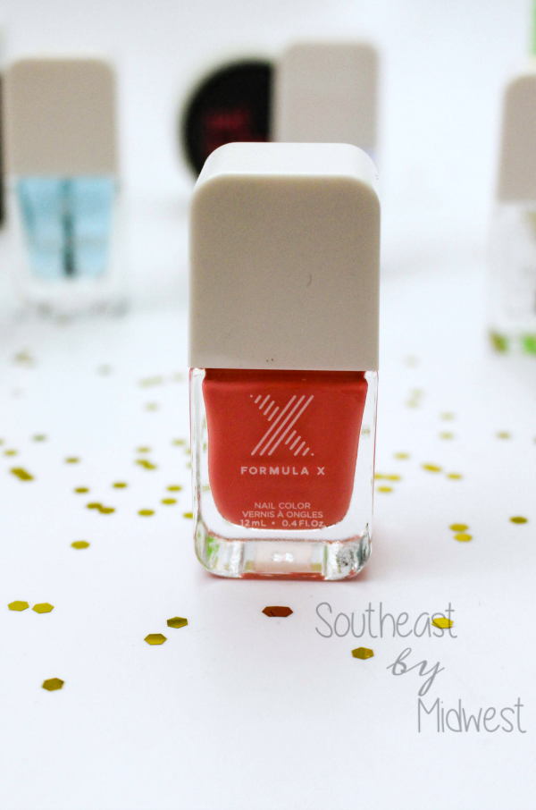 Formula X TGIF Nail Polish || Southeast by Midwest #beauty #bbloggers #nails #systemaddict #influenster #forumlax