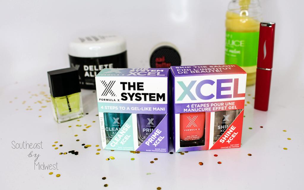Formula X The System XCEL