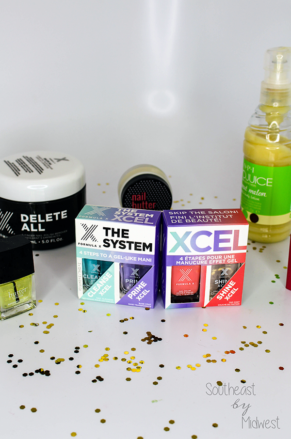 Formula X The System XCEL || Southeast by Midwest #beauty #bbloggers #formulax #systemaddict