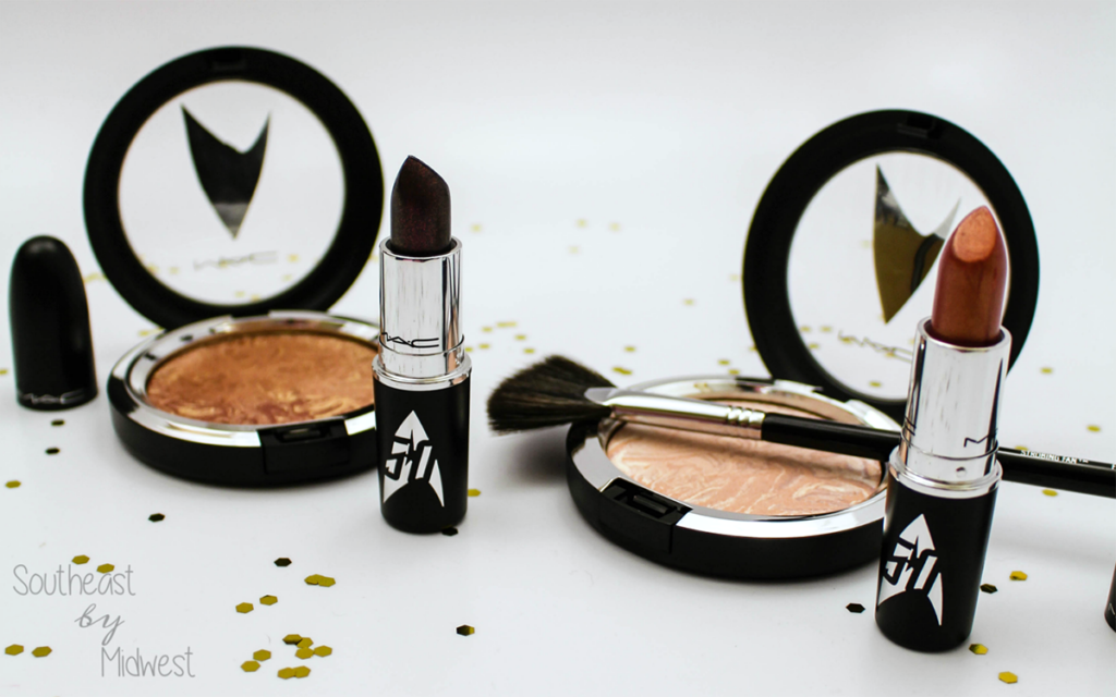 MAC x Star Trek 50th Anniversary Collaboration Featured Image || Southeast by Midwest #beauty #bbloggers #MAC #startrek
