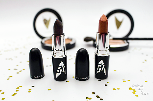 MAC x Star Trek 50th Anniversary Collaboration Lipsticks || Southeast by Midwest #beauty #bbloggers #MAC #startrek