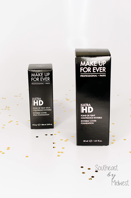 Make Up For Ever Influenster Unboxing Both Products || Southeast by Midwest #beauty #bbloggers #makeupforever #influenster #mufe #UltraHDGeneration