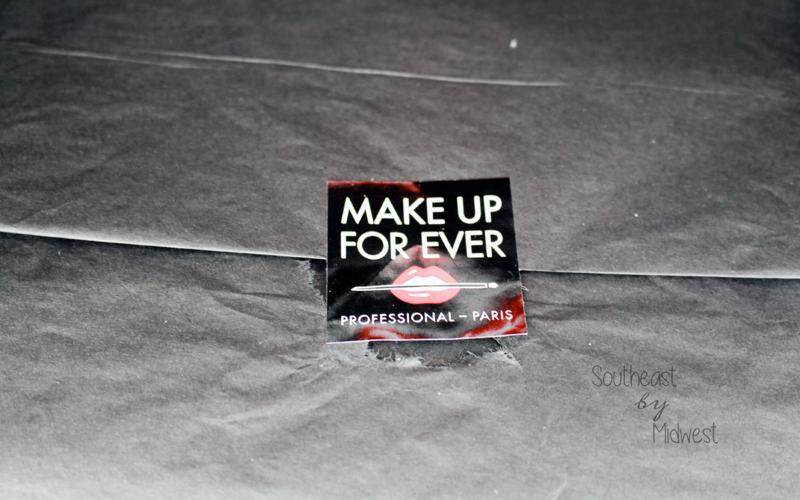 Make Up For Ever Influenster Unboxing