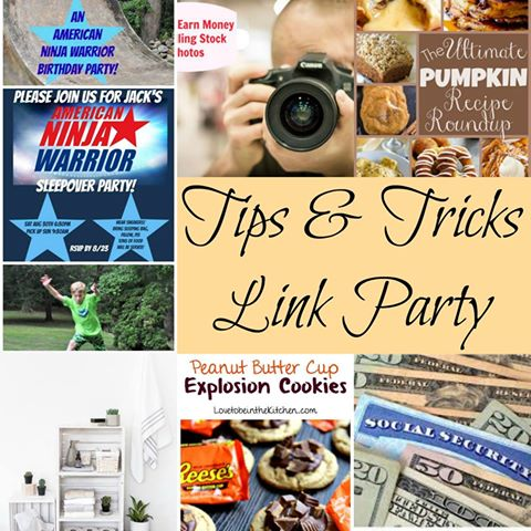 Tips & Tricks Link Party #84 || Southeast by Midwest #linkparty #tipsandtricks