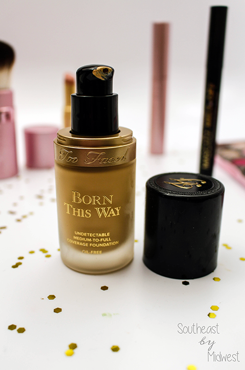 Too Faced Born This Way Foundation Nozzle || Southeast by Midwest #beauty #bbloggers #toofaced