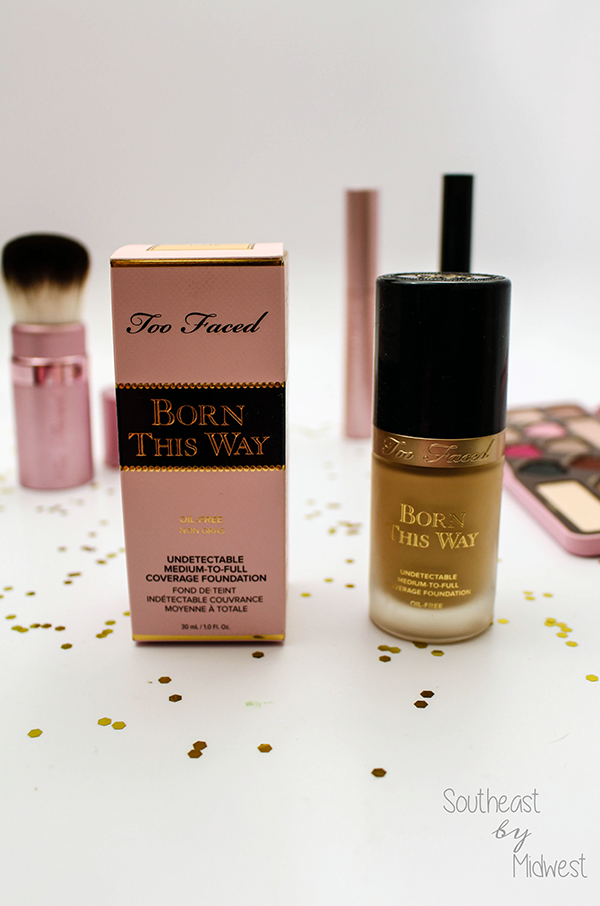 Too Faced Born This Way Foundation || Southeast by Midwest #beauty #bbloggers #toofaced