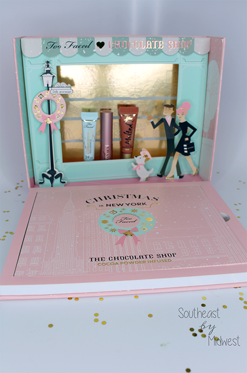 Too Faced Chocolate Shop Display Opened || Southeast by Midwest #beauty #bbloggers #toofaced
