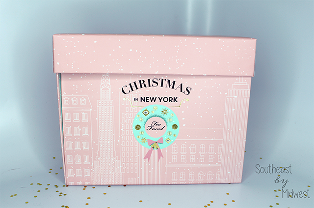 Too Faced Chocolate Shop Display    Southeast by Midwest #beauty #bbloggers #toofaced