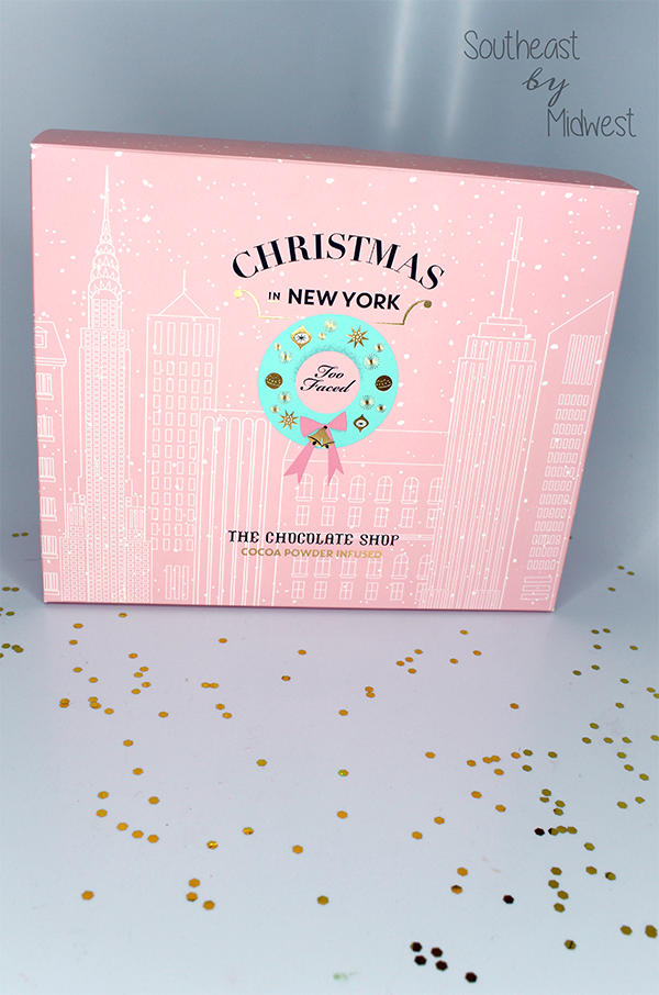 Too Faced Chocolate Shop: Christmas in New York || Southeast by Midwest #beauty #bbloggers #toofaced