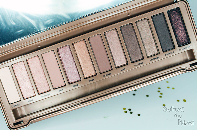 Urban Decay Naked Palettes Naked 3 || Southeast by Midwest #beauty #bbloggers #urbandecay