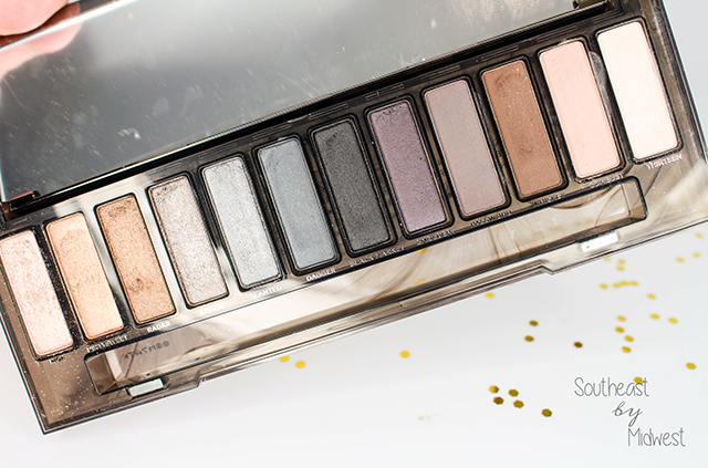 Urban Decay Naked Palettes Naked Smoky || Southeast by Midwest #beauty #bbloggers #urbandecay