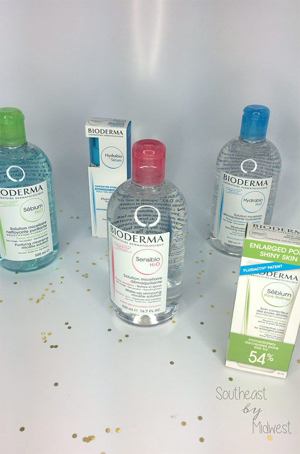 Bioderma Miceller Water and Other Reviews || Southeast by Midwest #beauty #bbloggers #BiodermaUSA #Bioderma