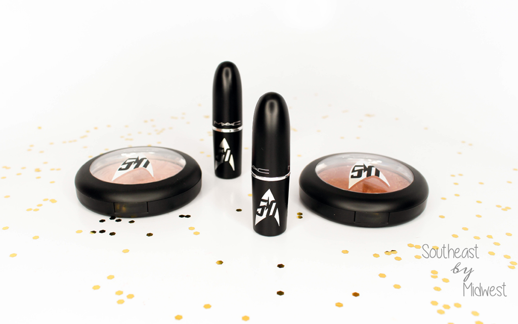 MAC x Star Trek 50th Anniversary Collaboration Review Featured Image || Southeast by Midwest #beauty #bbloggers #mac #startrek