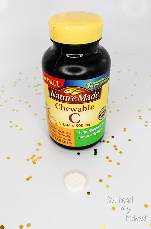 Nature Made Probiotics and Vitamins Vitamin C || Southeast by Midwest #NatureMadeAtWalmart #IC #ad