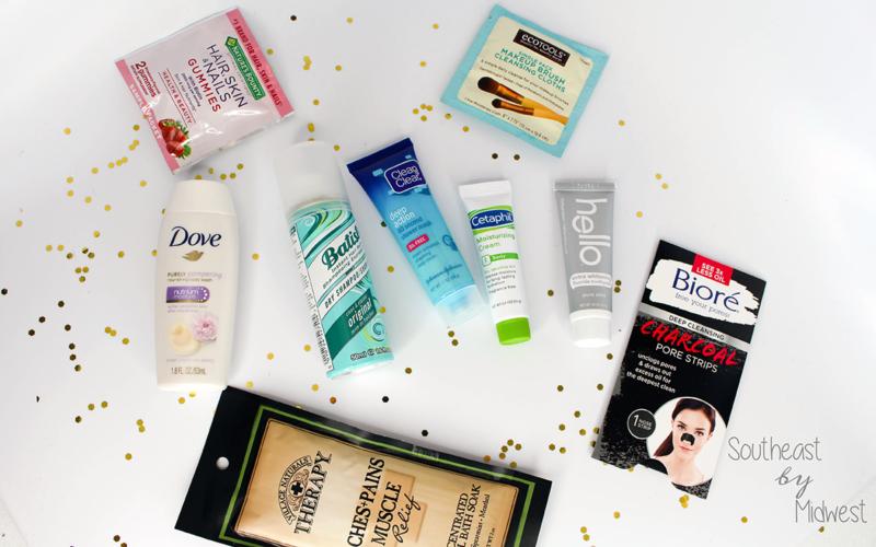 Walmart Beauty Box: Fall 2016 Unboxing