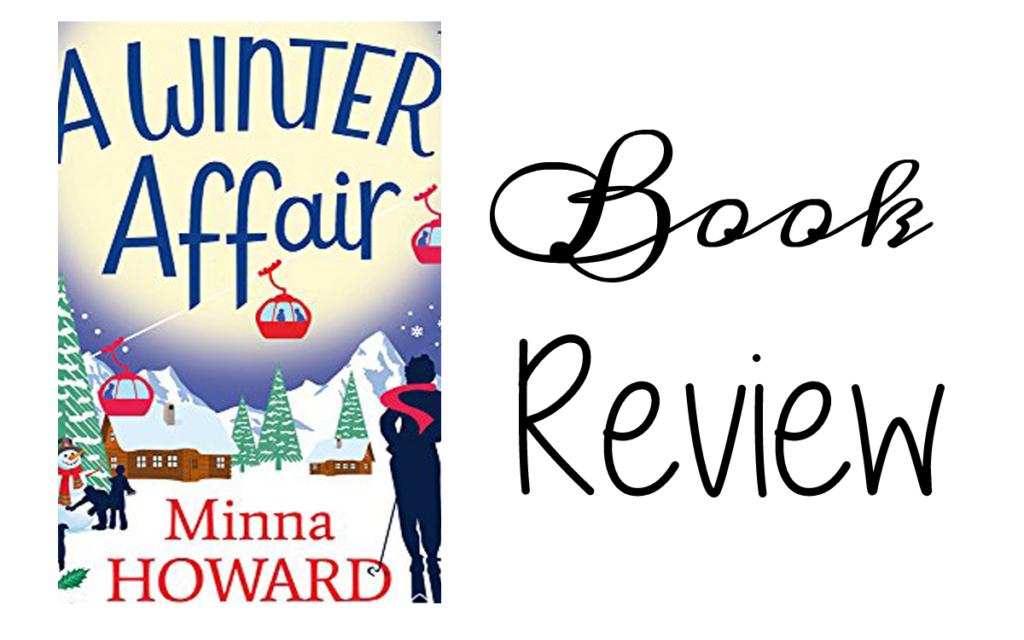 Book Review | A Winter Affair by Minna Howard Featured Image || Southeast by Midwest #bookreview