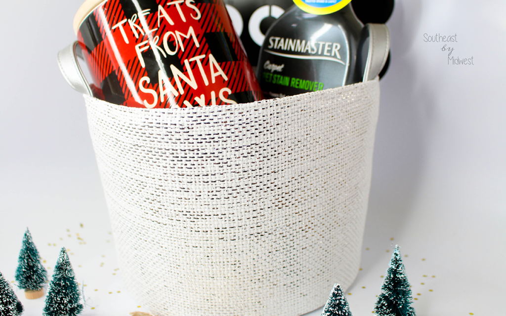 DIY Gift Basket: New Pet Edition