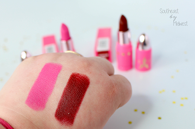 Beauty Review | Jeffree Star Cosmetics Lip Ammunition Hand Swatches || Southeast by Midwest #beauty #bbloggers #jeffreestarcosmetics #lipammunition