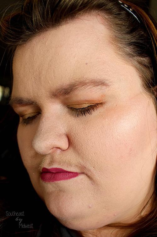 Last Minute Thanksgiving Makeup Eyes || Southeast by Midwest #beauty #bbloggers #thanksgiving #holidaymakeup #toofaced