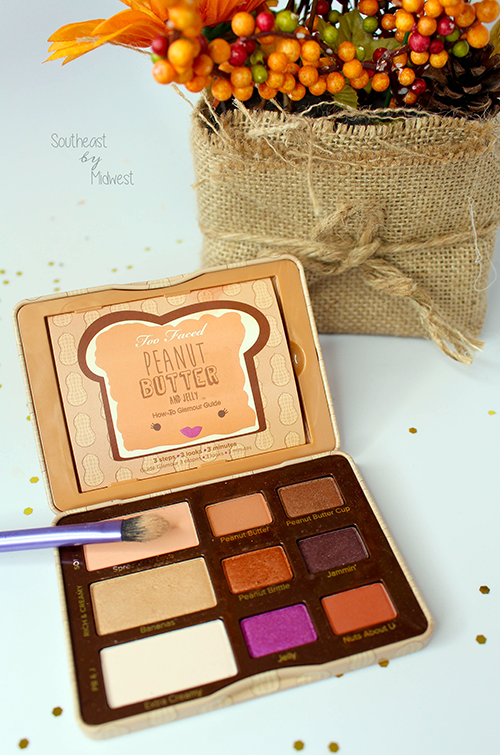 Last Minute Thanksgiving Makeup Step 2 || Southeast by Midwest #beauty #bbloggers #thanksgiving #holidaymakeup #toofaced