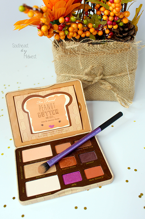 Last Minute Thanksgiving Makeup Step 5 || Southeast by Midwest #beauty #bbloggers #thanksgiving #holidaymakeup #toofaced
