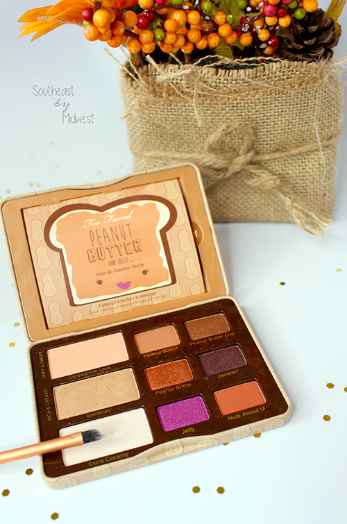 Last Minute Thanksgiving Makeup Step 6 || Southeast by Midwest #beauty #bbloggers #thanksgiving #holidaymakeup #toofaced