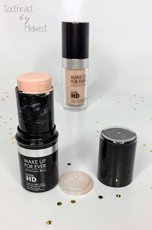 Make Up For Ever Ultra HD Stick Foundation Packaging || Southeast by Midwest #beauty #bbloggers #mufe #influenster