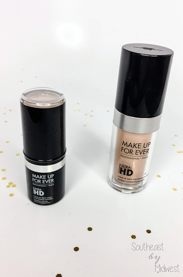 Make Up For Ever Ultra HD Foundation || Southeast by Midwest #beauty #bbloggers #mufe #influenster