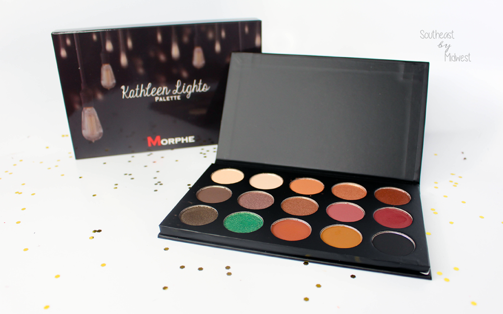 Beauty Review | Morphe x Kathleen Lights Palettes with Swatches