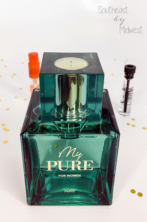 Fragrance Review | My Pure by Karen Low from Fragrance Outlet || Southeast by Midwest #beauty #bbloggers #fragranceoutlet #mypure