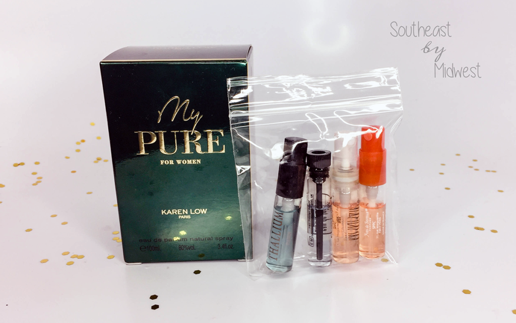 Fragrance Review | My Pure by Karen Low from Fragrance Outlet