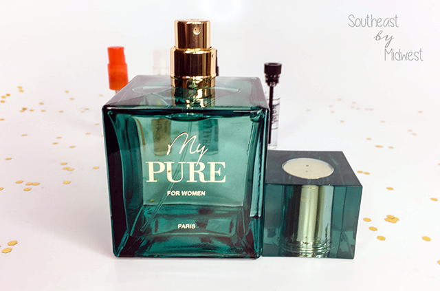 Fragrance Review | My Pure by Karen Low from Fragrance Outlet #beauty #bbloggers #fragranceoutlet #mypure