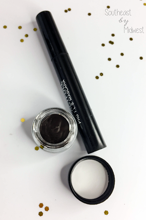 Beauty Review | Studio Gear Pro Mascara and Invincible Gel Eyeliner Liner || Southeast by Midwest #beauty #bbloggers #studiogearcosmetics