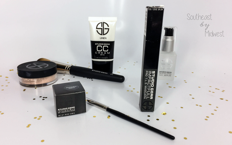 Beauty Review | Studio Gear Pro Mascara and Invincible Gel Eyeliner
