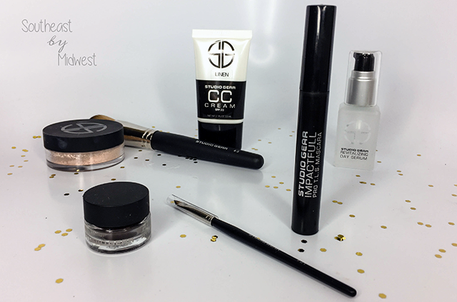 Beauty Review | Studio Gear Pro Mascara and Invincible Gel Eyeliner Opened || Southeast by Midwest #beauty #bbloggers #studiogearcosmetics